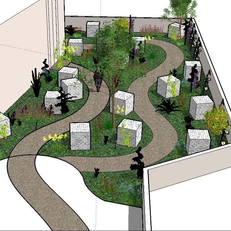 Vert l 39 ouest paysagiste coach jardin formation for Plan de jardin