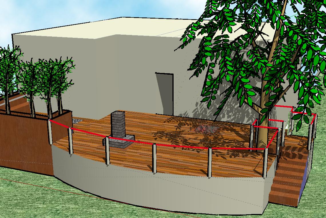 Vert l 39 ouest paysagiste coach jardin formation for Conception jardin 3d en ligne
